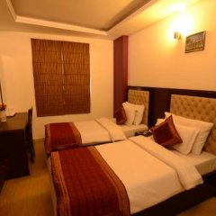 Отель La Vista Индия, Нью-Дели - отзывы, цены и фото номеров - забронировать отель La Vista онлайн комната для гостей фото 4