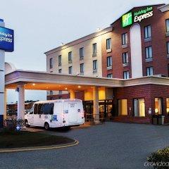 Отель Holiday Inn Express Kennedy Airport США, Нью-Йорк - 2 отзыва об отеле, цены и фото номеров - забронировать отель Holiday Inn Express Kennedy Airport онлайн городской автобус