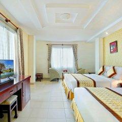 Отель Sunny Hotel Вьетнам, Нячанг - 9 отзывов об отеле, цены и фото номеров - забронировать отель Sunny Hotel онлайн комната для гостей фото 3