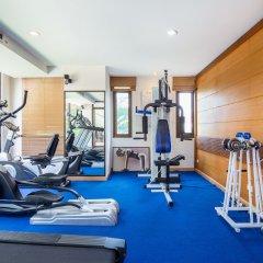 Отель Lasalle Suite Бангкок фитнесс-зал фото 3