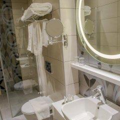 Отель Grand Hotel Downtown Нидерланды, Амстердам - отзывы, цены и фото номеров - забронировать отель Grand Hotel Downtown онлайн ванная