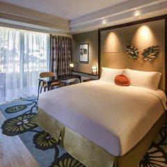 Отель Sofitel Singapore Sentosa Resort & Spa 5* Номер категории Премиум с различными типами кроватей фото 11