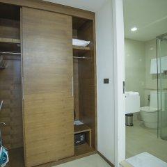 Отель Marvin Suites Бангкок ванная