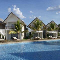 Отель Anilana Pasikuda бассейн