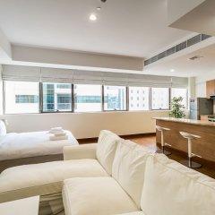 Апартаменты One Perfect Stay - Studio at Al Murad комната для гостей фото 4