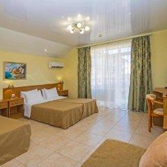 Гостиница Гранд Прибой(Анапа) в Анапе отзывы, цены и фото номеров - забронировать гостиницу Гранд Прибой(Анапа) онлайн комната для гостей фото 3