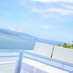Апартаменты Sunrise Ocean View Apartment Нячанг бассейн