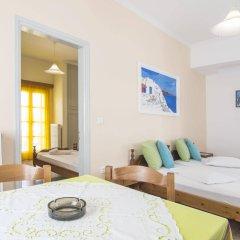 Отель Holiday Beach Resort Греция, Остров Санторини - отзывы, цены и фото номеров - забронировать отель Holiday Beach Resort онлайн комната для гостей фото 5
