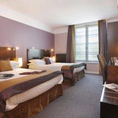 Отель Best Western Adagio Франция, Сомюр - отзывы, цены и фото номеров - забронировать отель Best Western Adagio онлайн комната для гостей фото 3