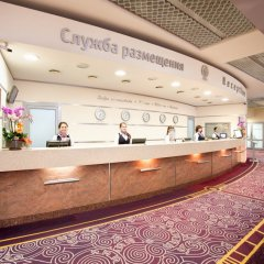 Гостиница Измайлово Дельта интерьер отеля фото 2
