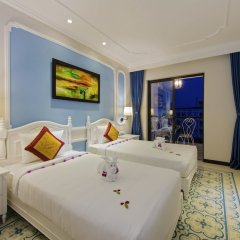 Hoi An Rosemary Boutique Hotel комната для гостей фото 5