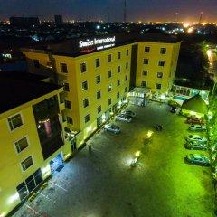 Отель Swiss International Mabisel Port Harcourt Нигерия, Порт-Харкорт - отзывы, цены и фото номеров - забронировать отель Swiss International Mabisel Port Harcourt онлайн фото 2