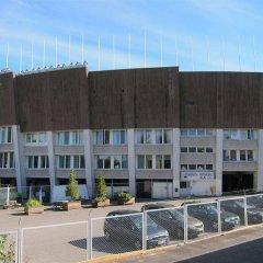 Stadion Hostel Helsinki балкон