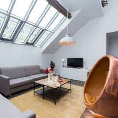 Отель EMPIRENT Rose Apartments Чехия, Прага - отзывы, цены и фото номеров - забронировать отель EMPIRENT Rose Apartments онлайн фото 9