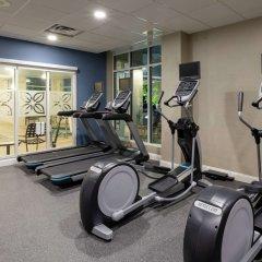 Отель Hilton Garden Inn Bloomington Блумингтон фитнесс-зал фото 3