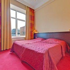 Гостиница Варшава комната для гостей фото 10