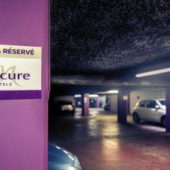 Hotel Mercure Bordeaux Centre Gare Saint Jean парковка
