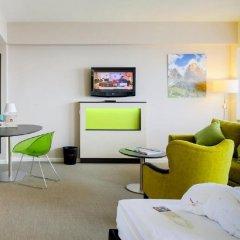 Отель Thon Hotel Brussels City Centre Бельгия, Брюссель - 4 отзыва об отеле, цены и фото номеров - забронировать отель Thon Hotel Brussels City Centre онлайн комната для гостей фото 4
