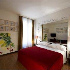 Отель Al Cappello Rosso Италия, Болонья - 2 отзыва об отеле, цены и фото номеров - забронировать отель Al Cappello Rosso онлайн комната для гостей фото 4