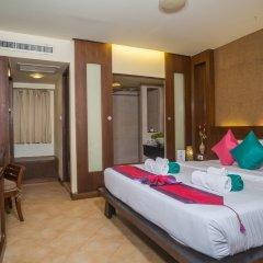 Отель Samui Sense Beach Resort комната для гостей