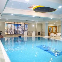 Eklips Hotel Тирана бассейн фото 2