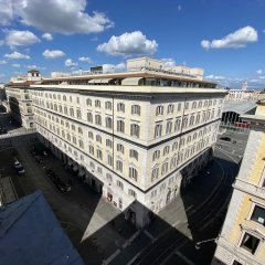 Отель Washington Resi Рим балкон