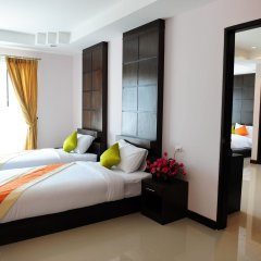 Ice Kamala Beach Hotel комната для гостей фото 6