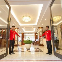 Sapa Diamond Hotel интерьер отеля фото 3