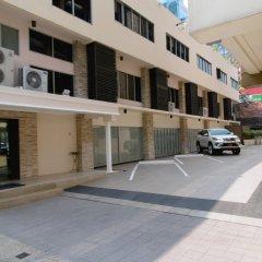 Отель Green Bells Residence New Petchburi Бангкок фото 2