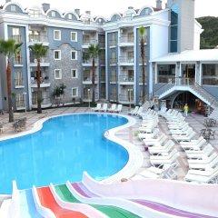 Alenz Suite Турция, Мармарис - отзывы, цены и фото номеров - забронировать отель Alenz Suite онлайн бассейн фото 2