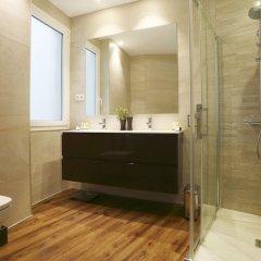 Отель The Zu Suite Apartment Испания, Сан-Себастьян - отзывы, цены и фото номеров - забронировать отель The Zu Suite Apartment онлайн ванная