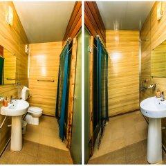 Отель OYO 14197 Curlies Zulu Land Cottages Гоа ванная фото 2