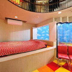 Отель Khaosan World Asakusa Ryokan Токио комната для гостей фото 5