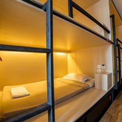 Cubic Bed Pratunam - Hostel Бангкок комната для гостей фото 5