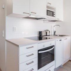 Апартаменты Local Nordic Apartments - Snowy Owl Ювяскюля в номере