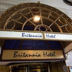 The Britannia Hotel Birmingham Бирмингем городской автобус