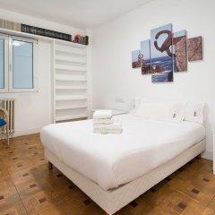 Отель Apartamento Bella By People Rentals Испания, Сан-Себастьян - отзывы, цены и фото номеров - забронировать отель Apartamento Bella By People Rentals онлайн комната для гостей фото 2