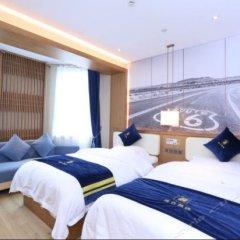 Отель Beijing Fu Lu Qian Yuan Hotel Китай, Пекин - отзывы, цены и фото номеров - забронировать отель Beijing Fu Lu Qian Yuan Hotel онлайн комната для гостей