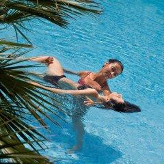 Отель Quisisana Terme Италия, Абано-Терме - отзывы, цены и фото номеров - забронировать отель Quisisana Terme онлайн бассейн фото 3