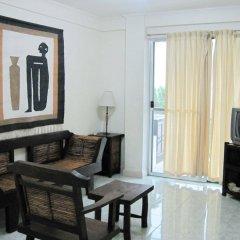 Отель Baguio Vacation Apartments Филиппины, Багуйо - отзывы, цены и фото номеров - забронировать отель Baguio Vacation Apartments онлайн комната для гостей фото 2