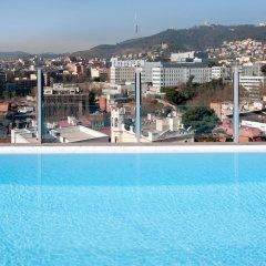 Отель Catalonia Park Güell бассейн фото 4
