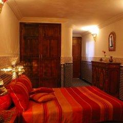 Отель Riad La Perle De La Médina Марокко, Фес - отзывы, цены и фото номеров - забронировать отель Riad La Perle De La Médina онлайн комната для гостей фото 5