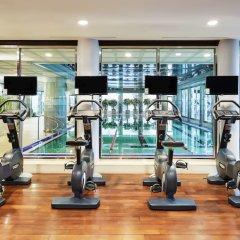 Отель Imperial Palace Seoul фитнесс-зал фото 2