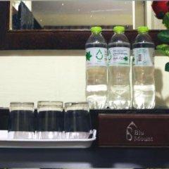 Отель Blu Mount Бангкок удобства в номере фото 2