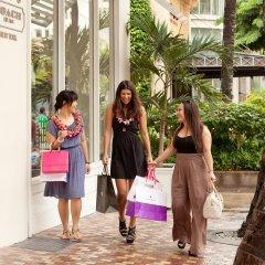 Отель Waikiki Beachcomber by Outrigger детские мероприятия фото 2