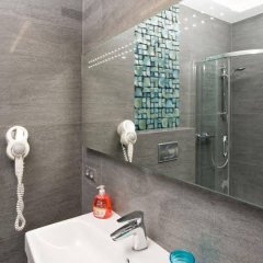Отель Warsawrent Marszalkowska Studios Польша, Варшава - 1 отзыв об отеле, цены и фото номеров - забронировать отель Warsawrent Marszalkowska Studios онлайн ванная