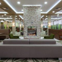 Гостиница Hilton Garden Inn Moscow Новая Рига интерьер отеля