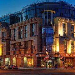 Гостиница Статский Советник вид на фасад фото 2