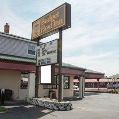 Отель Budget Host Inn Niagara Falls США, Ниагара-Фолс - отзывы, цены и фото номеров - забронировать отель Budget Host Inn Niagara Falls онлайн парковка