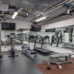Отель Leman Locke фитнесс-зал
